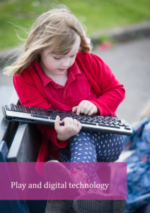 Play and digital technology-Play Wales